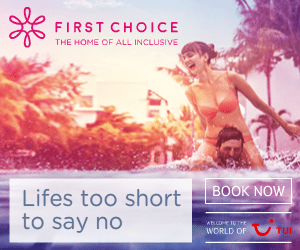 all inclusive holidays with First Choice