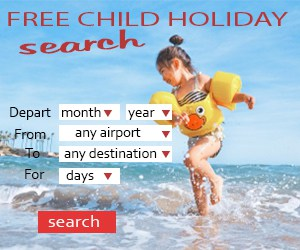 free child places 2019 holidays free kids places all inclusive deals