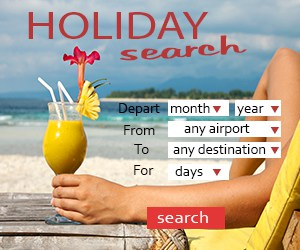 Skytours Holiday search