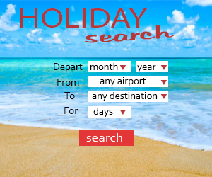 easyJet Holidays search